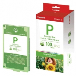 Набор бумаги Canon Easy Photo Pack E-P100 / Easy Photo Pack E-P100